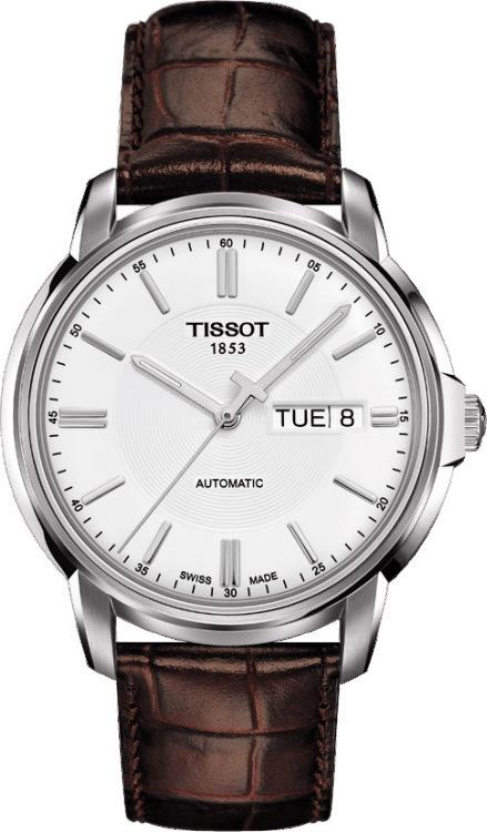 Pánske hodinky Tissot AUTOMATICS T065.430.16.031.00