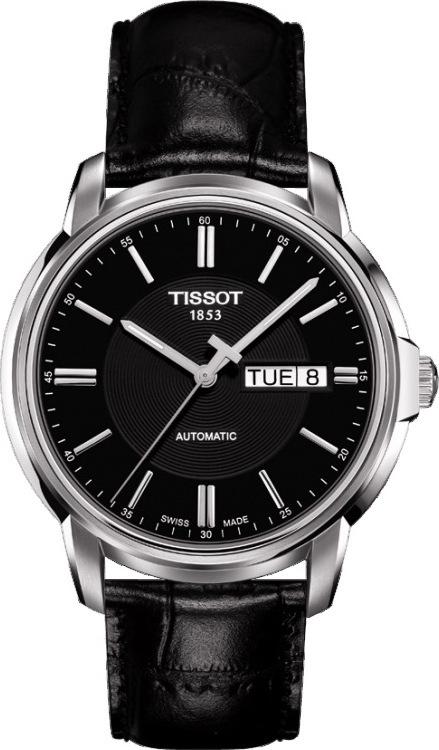 Pánske hodinky Tissot AUTOMATICS T065.430.16.051.00