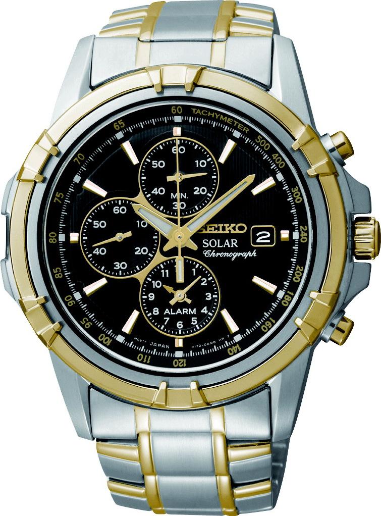Pánske hodinky Seiko SSC142P1