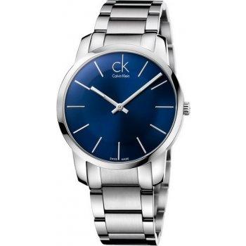 Pánske hodinky s remienkom z ušľachtilej ocele  c79036488cd
