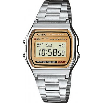 Unisex hodinky Casio A 158A-9