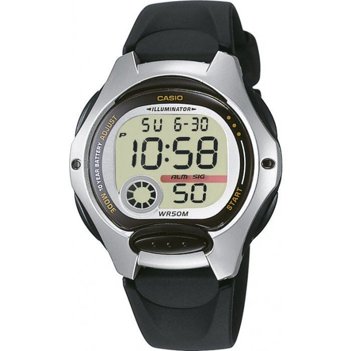 499de99f7b Dámske hodinky Casio LW-200-1AVEF