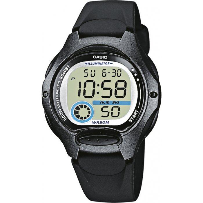 Dámske hodinky Casio LW-200-1BVEF  3bba0689bef