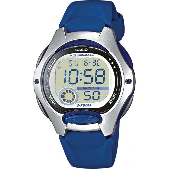 Dámske hodinky Casio LW 200-2A  b8e32b6bb91