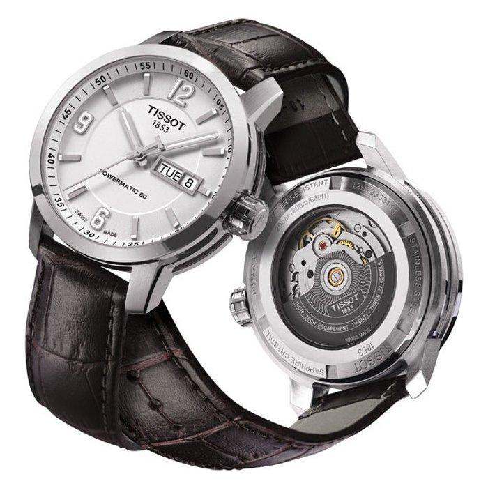 af2c1cb1336 Pánske hodinky Tissot PRC 200 T055.430.16.017.00