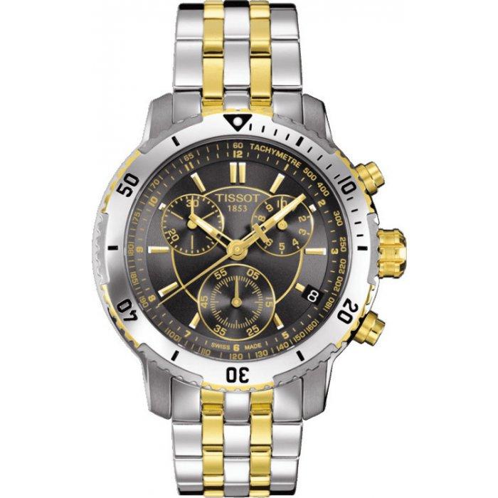 395586bf55b Pánske hodinky Tissot PRC 200 T067.417.22.051.00