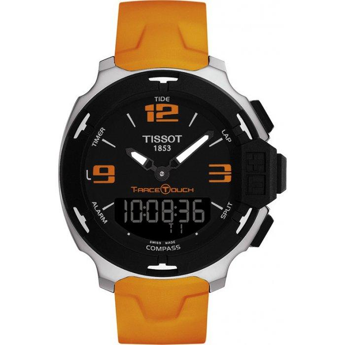 c67a0d55228 Pánske hodinky Tissot T-RACE TOUCH T081.420.17.057.02