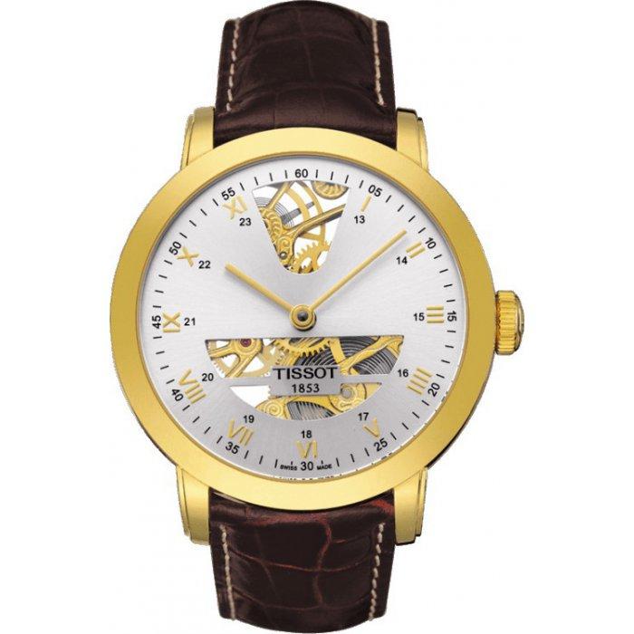 Pánske hodinky Tissot T-GOLD T71.3.471.33  e7642424da7