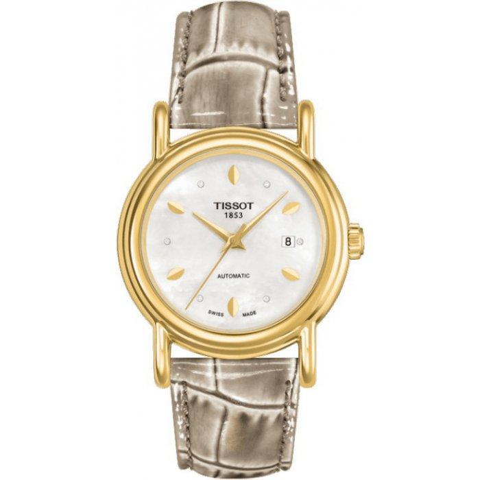 Dámske hodinky Tissot T-GOLD T907.007.16.106.00  09f1f668108