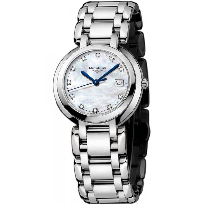 Dámske hodinky Longines L8.112.4.87.6 da09eedbef3