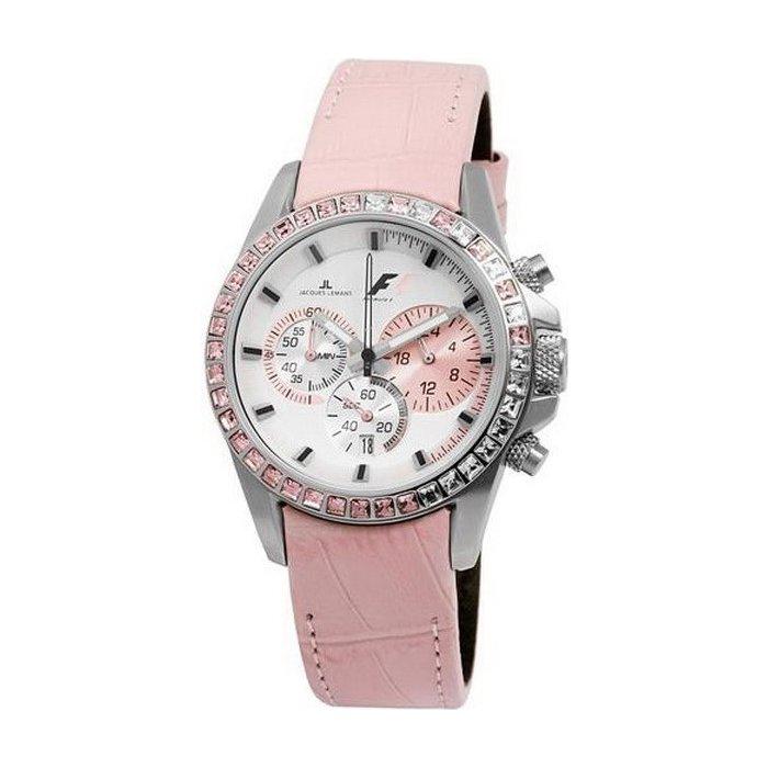 Dámske hodinky Jacques Lemans F-5006P  8b17ba9df07