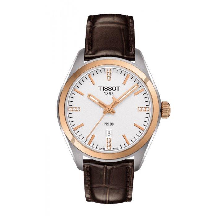 Dámske hodinky Tissot PR 100 T101.210.26.036.00 3491750545c