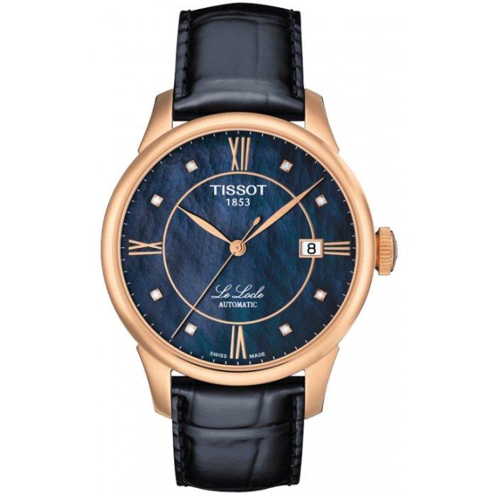 Unisex hodinky Tissot LE LOCLE T41.6.423.96  190c9667287