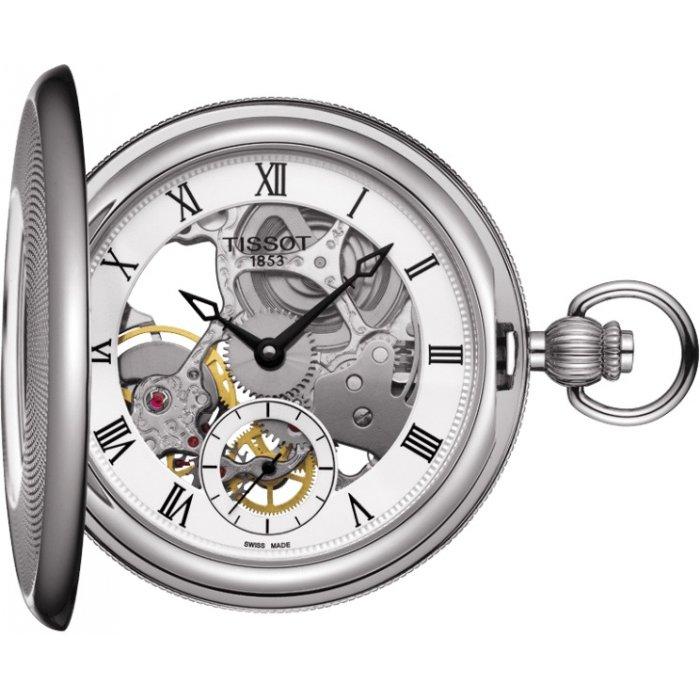 Unisex hodinky Tissot VRECKOVE T859.405.19.273.00  98fec1d9bc2