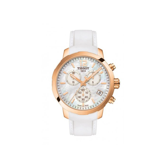 Unisex hodinky Tissot QUICKSTER T095.417.37.117.00  3ddefdfa331