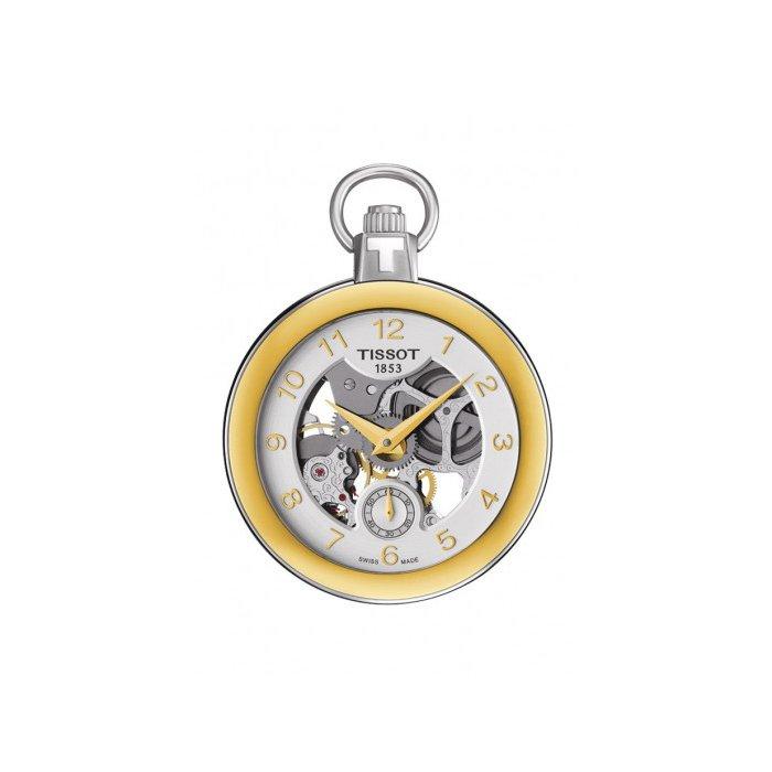 Unisex hodinky Tissot MONTRE DE POCHE T853.405.29.412.00  298a4851230