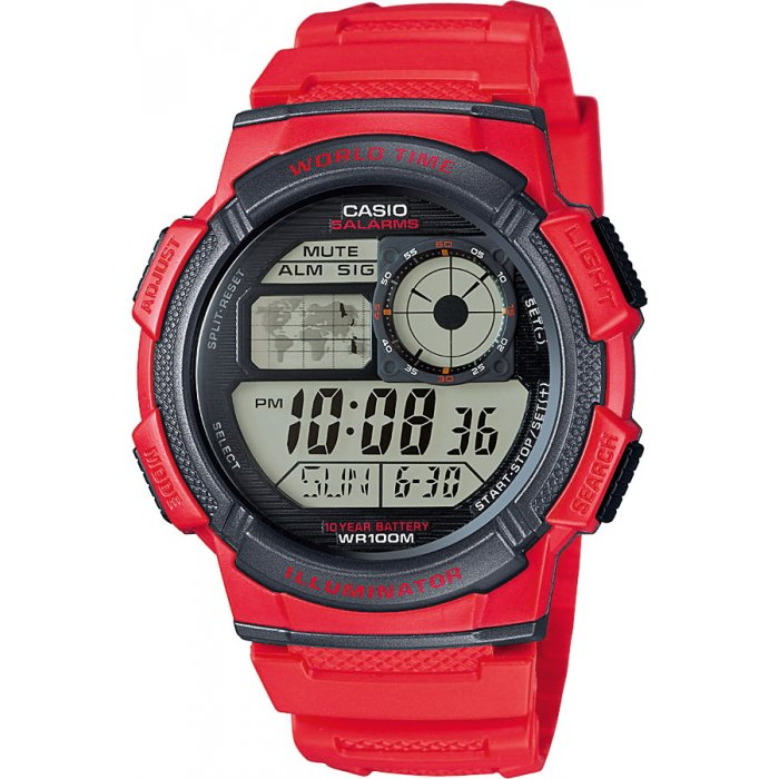 Pánske hodinky Casio AE-1000W-4AVEF  3a09e9219cf