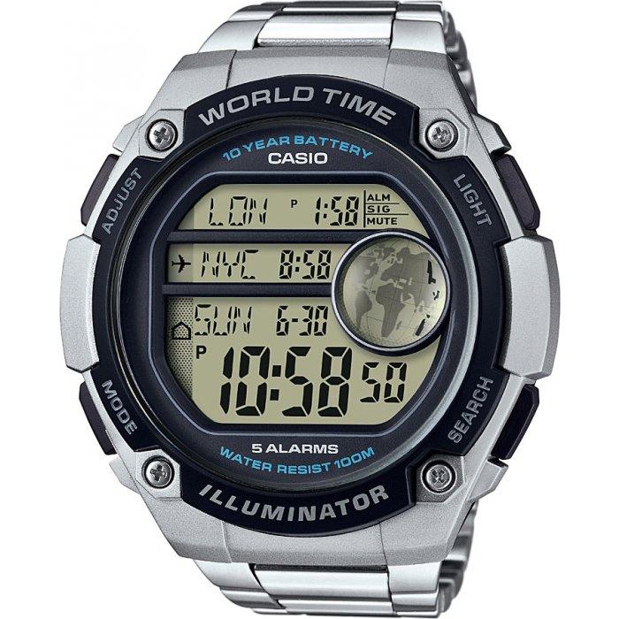 Pánske hodinky Casio AE 3000WD-1A  ee5cace7795