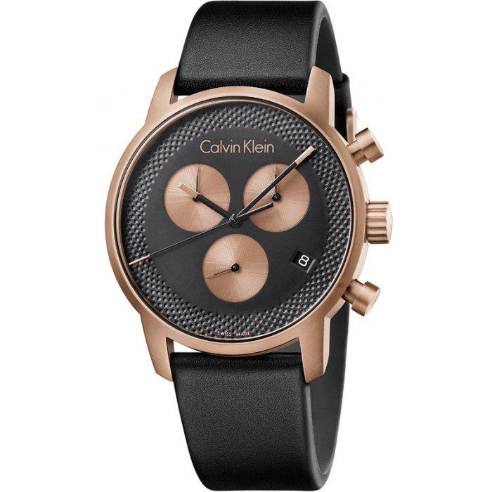 Pánske hodinky Calvin Klein CITY K2G17TC1  3e988ba3d8