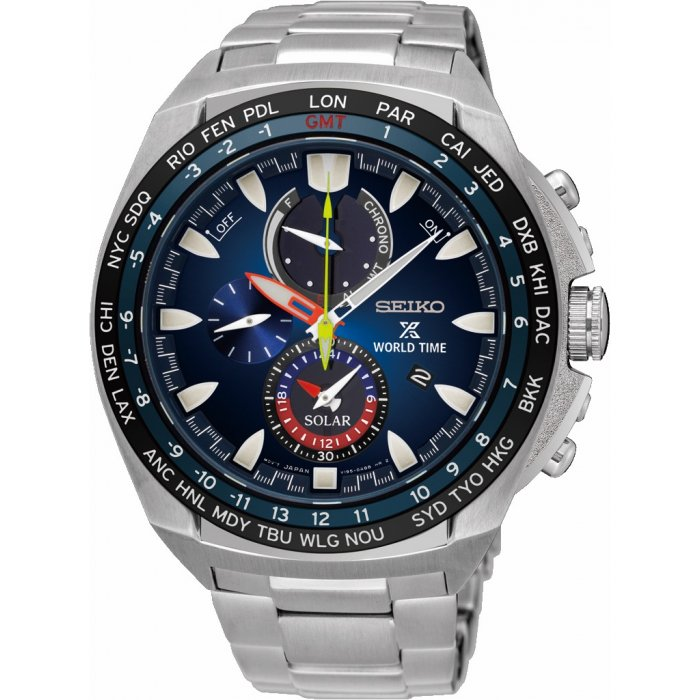 Pánske hodinky Seiko SSC549P1  745c2fadd6f