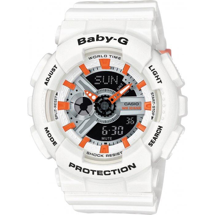 Dámske hodinky Casio BA 110PP-7A2  d5e14f60d3a