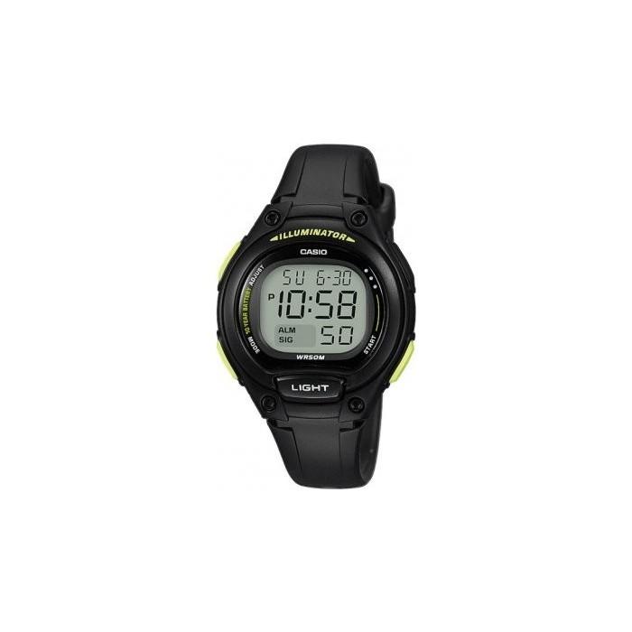 Dámske hodinky Casio LW 203-1B  373f6da4ecb