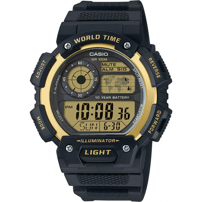 Pánske hodinky Casio AE-1400WH-9AVEF  cc6958cc1df