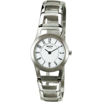 3eca8e78a29 Dámske hodinky Boccia Titanium 3140-01