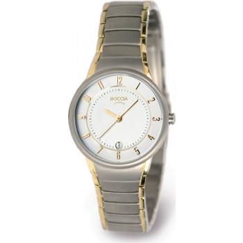 7da4b998aaa Dámske hodinky Boccia Titanium 3158-02