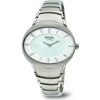 cb000b20ad4 Dámske hodinky Boccia Titanium 3165-10