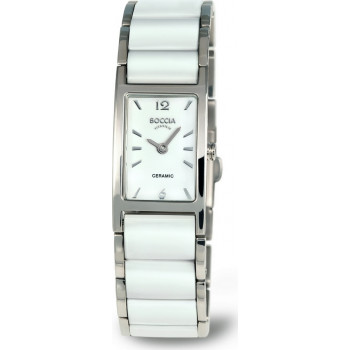 9faf86abf28 Dámske hodinky Boccia Titanium 3201-01
