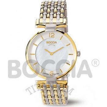 60efed9f64f Dámske hodinky Boccia Titanium 3238-04