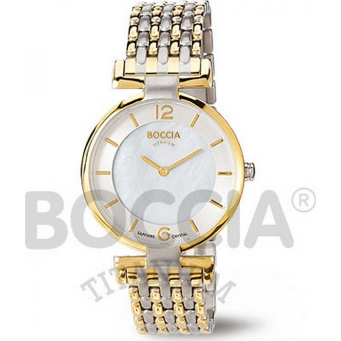 Dámske hodinky Boccia Titanium 3238-04  e94a5f34d6c