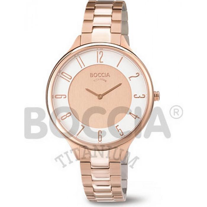 1b0450dbbb Dámske hodinky Boccia Titanium 3240-06