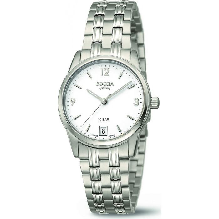 Dámske hodinky Boccia Titanium 3272-01  6f72bb3593