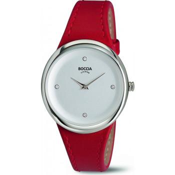 e40ac221672 Dámske hodinky Boccia Titanium 3276-05