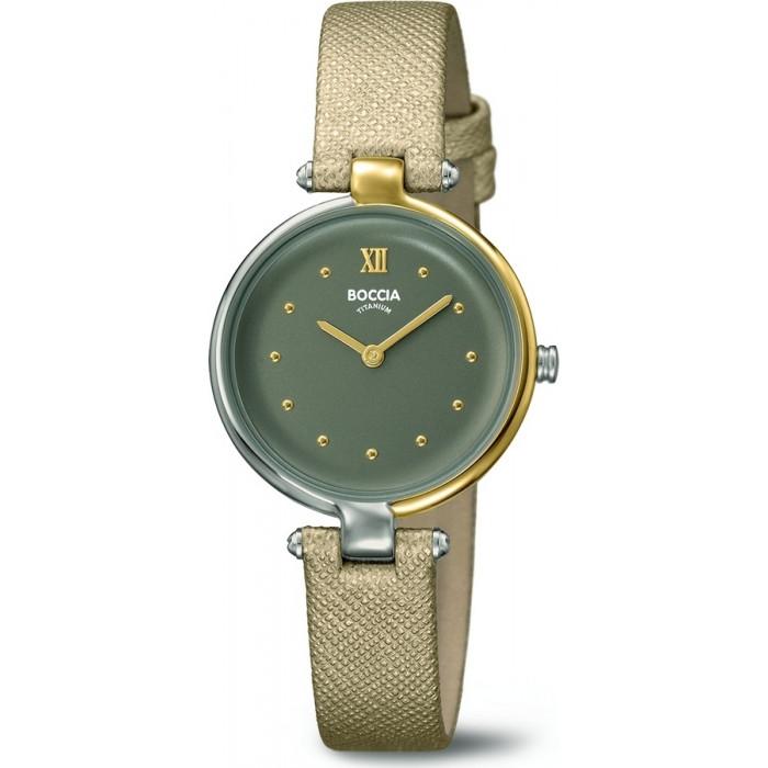 799b88ecd8c Dámske hodinky Boccia Titanium 3278-04