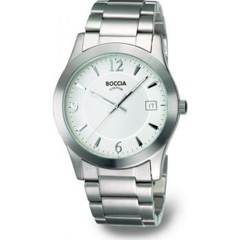 5b3cf9eeec Pánske hodinky Boccia Titanium 3550-01