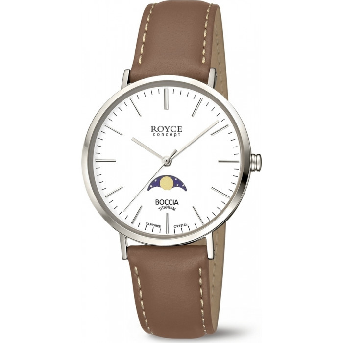 d7800d39f Unisex hodinky Boccia Titanium 3611-01 | Hodinárstvo