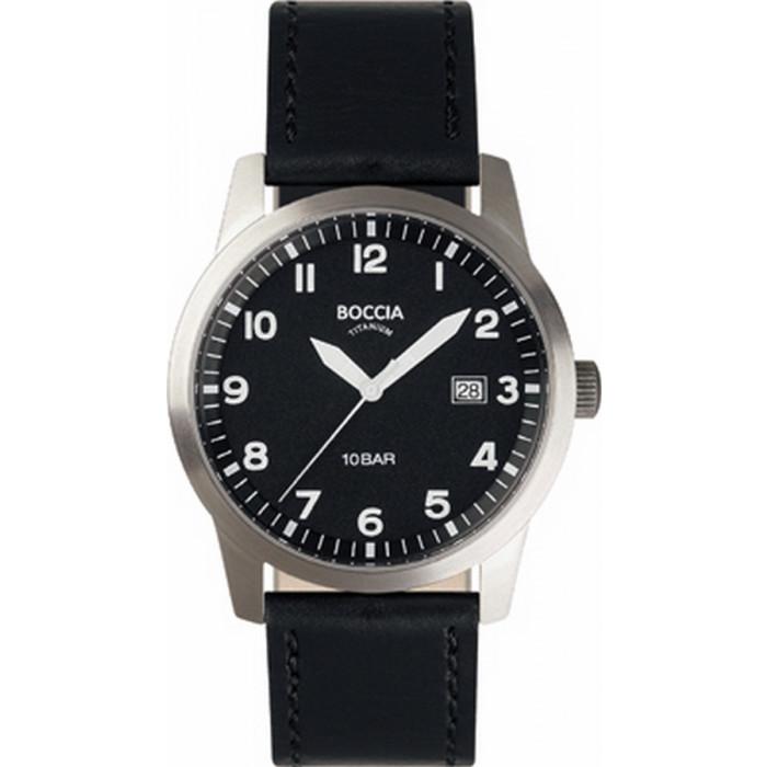 Pánske hodinky Boccia Titanium 597-03  10b06879028