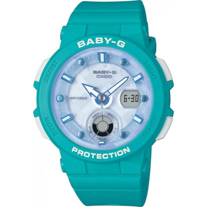 Dámske hodinky Casio BGA 250-2A  01dea11c7a