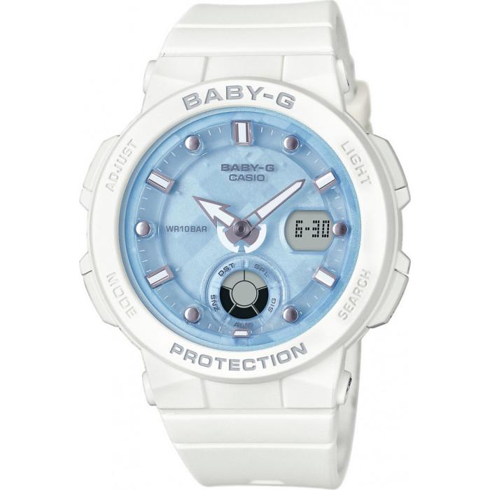 Dámske hodinky Casio BGA 250-7A1  6644e45210