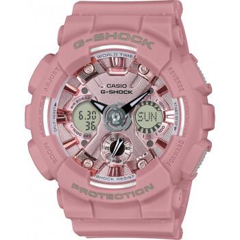 Unisex hodinky Casio GMA-S120DP-4AER fd63eedaea3