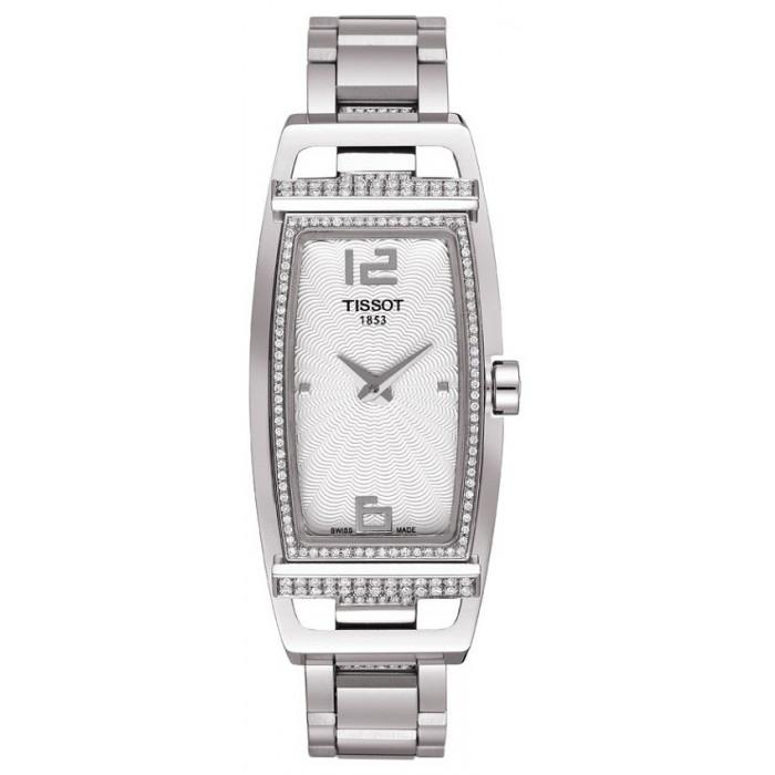 428b20125 Dámske hodinky Tissot T-TONNEAU T037.309.11.037.01 | Hodinárstvo
