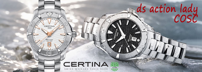 Certina DS Action Lady COSC f8313e2da2e