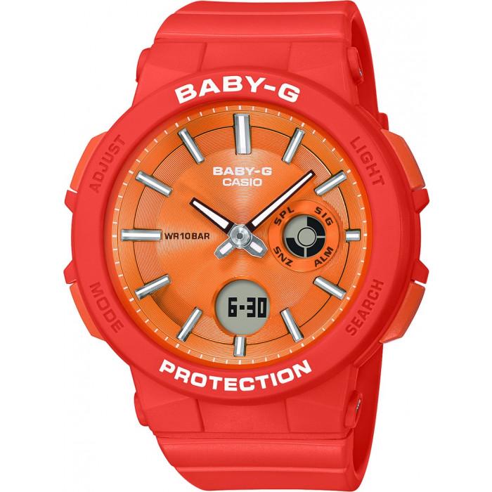 Dámske hodinky Casio BGA-255-4AER  bd8b14f16a