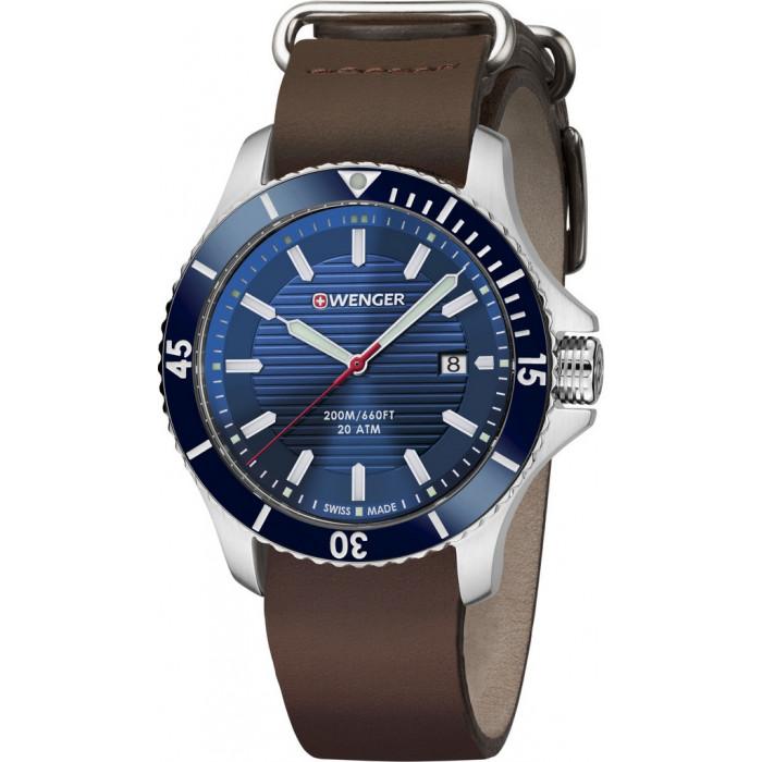 Pánske hodinky Wenger 01.0641.121  c736167af47