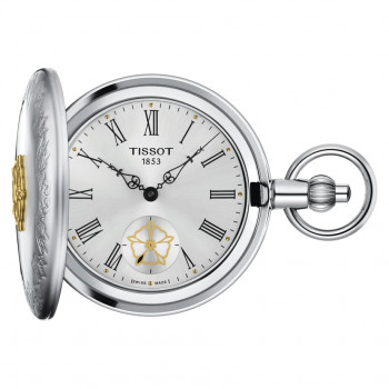 TISSOT DOUBLE SAVONNETTE MECHANICAL T865.405.99.038.01