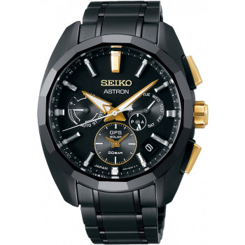 Hodinky Seiko Astron GPS Solar SSH073J1 Kintaro Hattori 160th Birthday Limited Edition 2500pcs (model č.693)